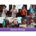 Talent Show Competition Semi-Final Result Senior Group